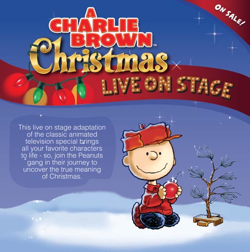a charlie brown christmas at the elsinore theatre salem or - Peanuts Christmas Special