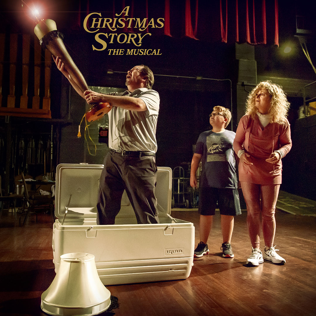 A Christmas Story the Musical - Elsinore Theatre Productions