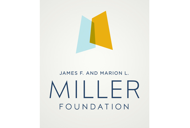 James & Marion Miller Foundation - sponsor of Elsinore Theatre Salem OR